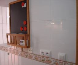 Decorar con pizarras