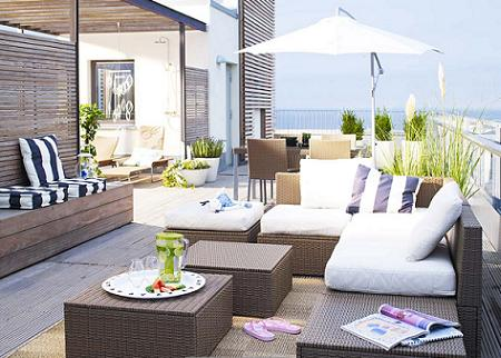 Un jard n con estilo chill out vivir hogar - Chill out jardin ...