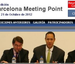 Barcelona Meeting Point 2012