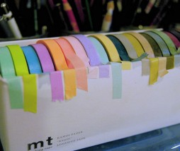 Washi Tape en la decoración