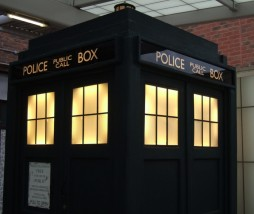 Doctor Who Box