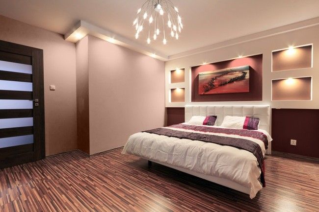 Pared color chocolate