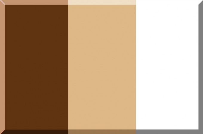 Color beige