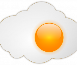 Cloud Eggs: la receta que triunfa en Instagram